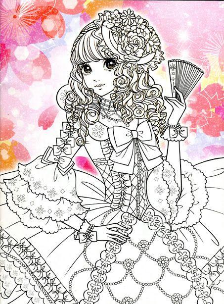 Imágenes kawaii (60 dibujos para colorear) | Colorear imágenes ...