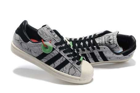 Adidas Original Superstar 80s Vintage Deluxe Suede Shoes Black/Grey