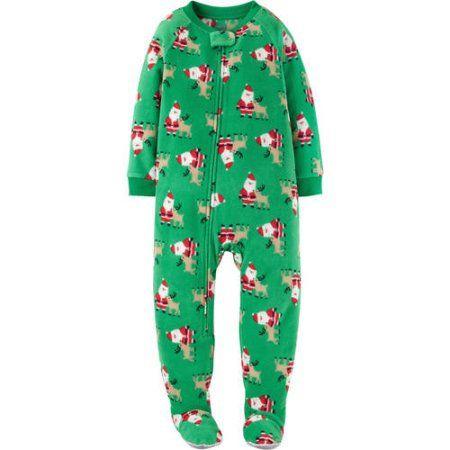 dd29309c6 Child of Mine by Carter s Baby Toddler Boy 1 Piece Blanket Sleeper ...