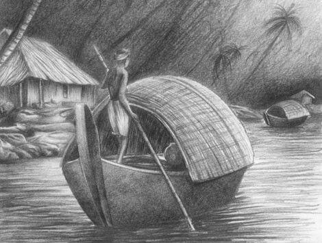 Landscape Pencil Sketching Techniques