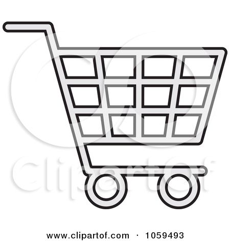 Shopping Cart Clip Art Free Free Clip Art Clip Art Creation Coloring Pages