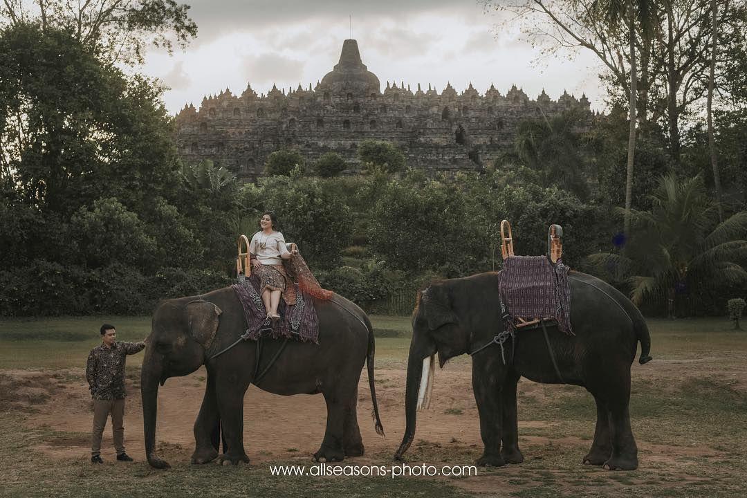 Ini Lokasi Pre-wedding Super Romantis Putri Jokowi Kahiyang