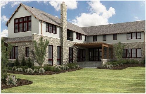 Feng shui l shape house design exterior pinterest - Feng shui building design ...