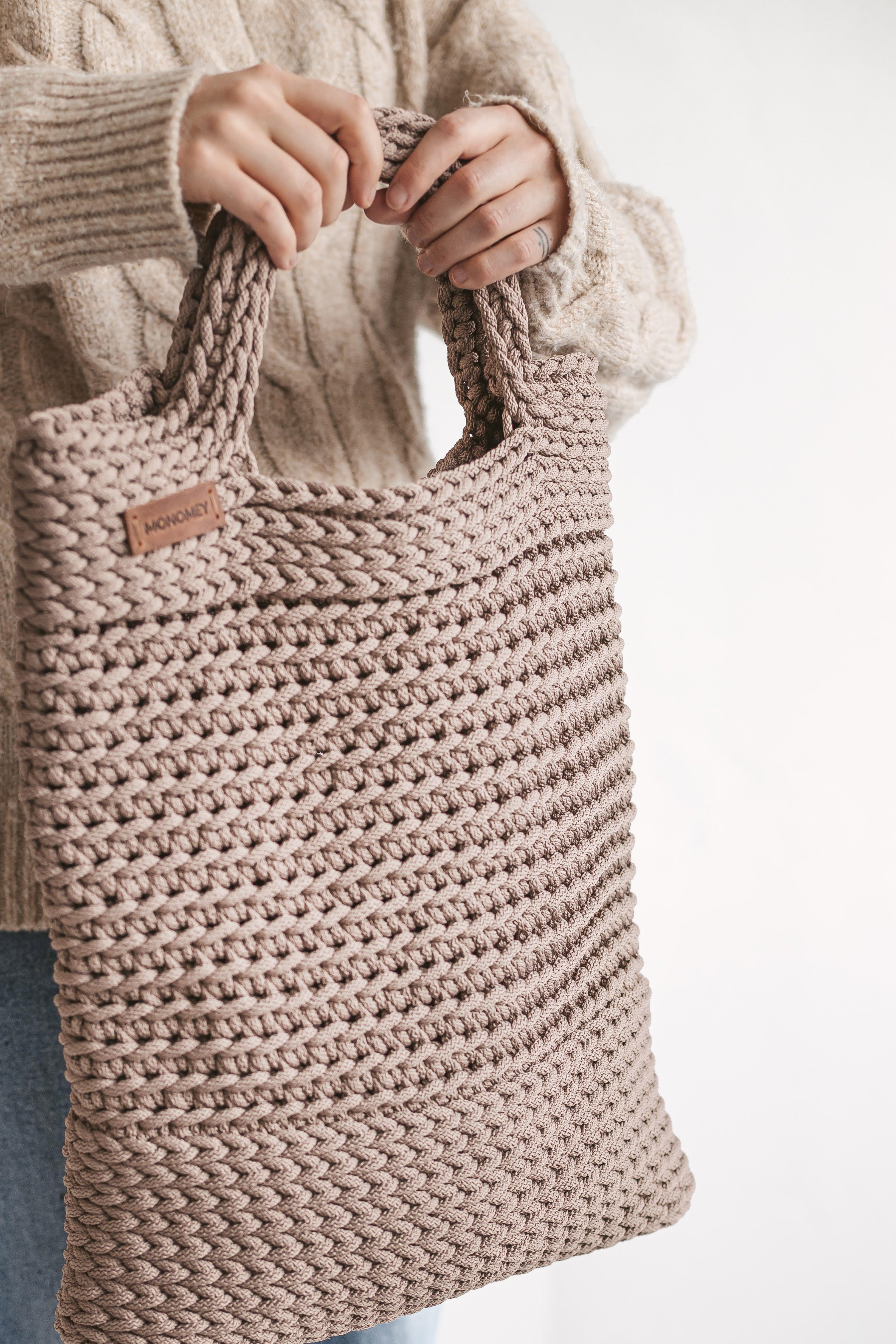 PDF Crochet Tote II
