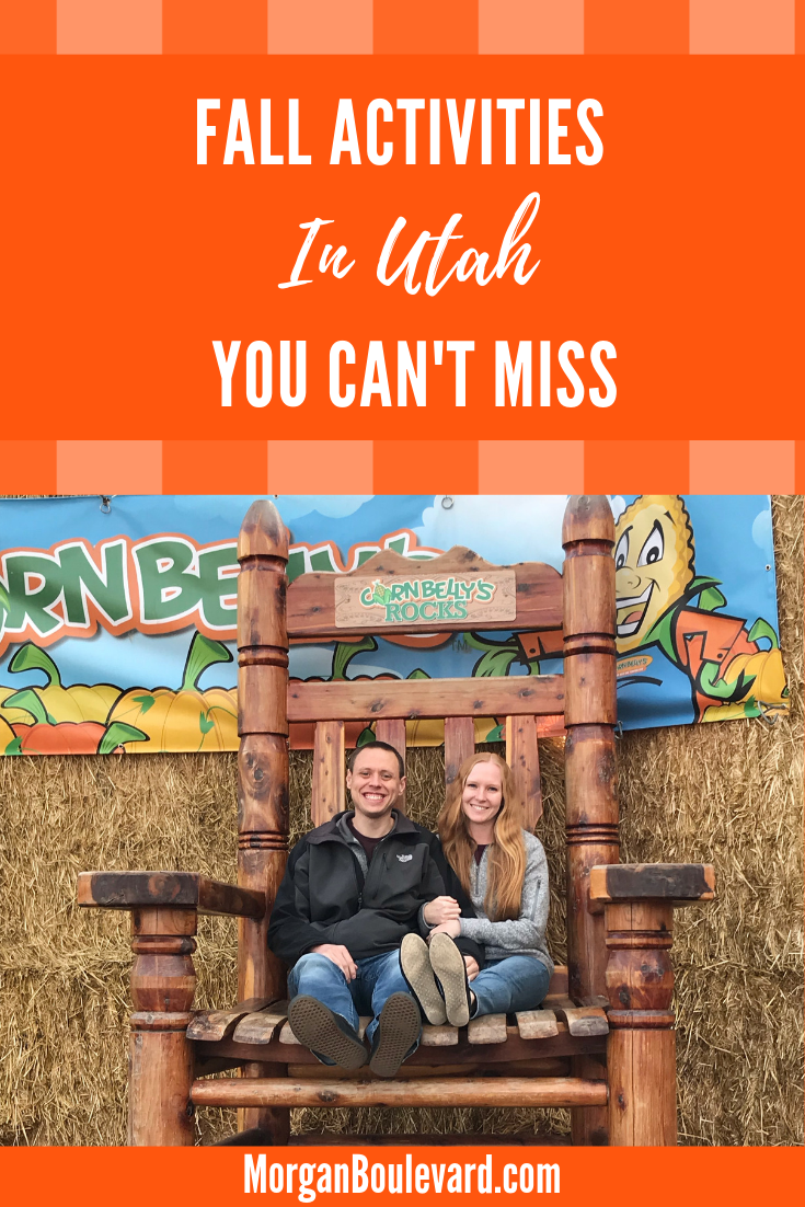 There are so many fun fall activities to do in Utah. This
