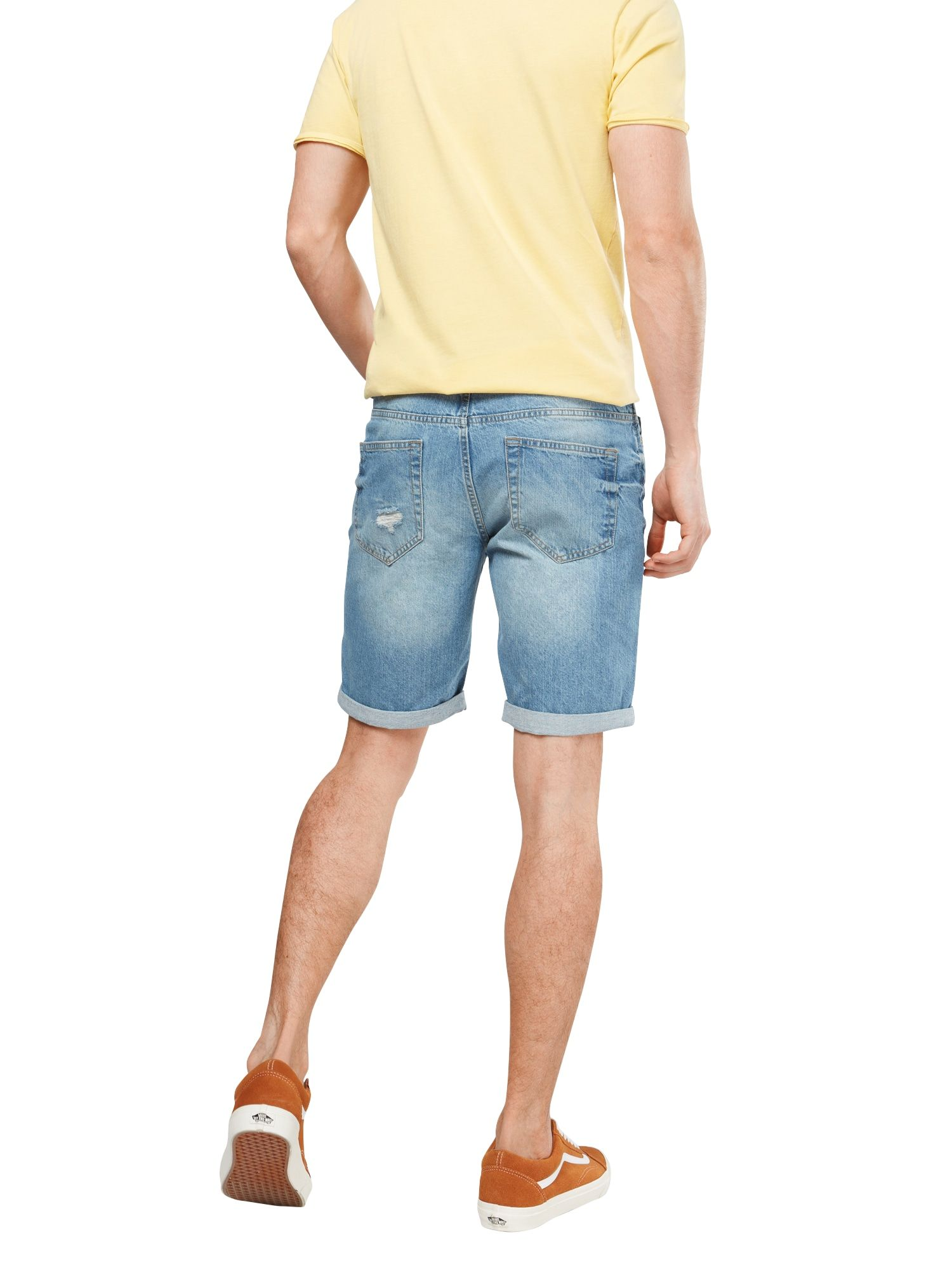 Only & Sons Jeans Shorts 'onsPLY SHORTS LIGHT BLUE PK 8614' Herren, Blue Denim, Größe 31 #lightblueshorts