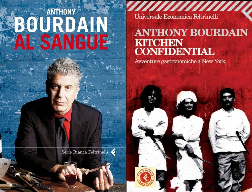 Kitchen Confidential By Anthony Bourdain Utterly Riveting Swaggering With Stylish Machismo And Precise Ear F Kitchen Confidential Anthony Bourdain Adventure