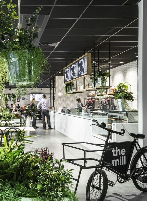The Mill Foleshill UK Fast Casual