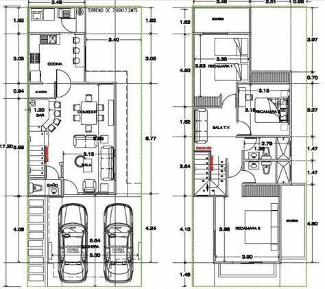 planos de casas modernas de dos pisos pequeas hermosa casasminimalistaschicas casasmodernasinteriores - Planos De Casas Modernas