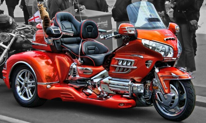 Honda Trike.   Bikes   Pinterest