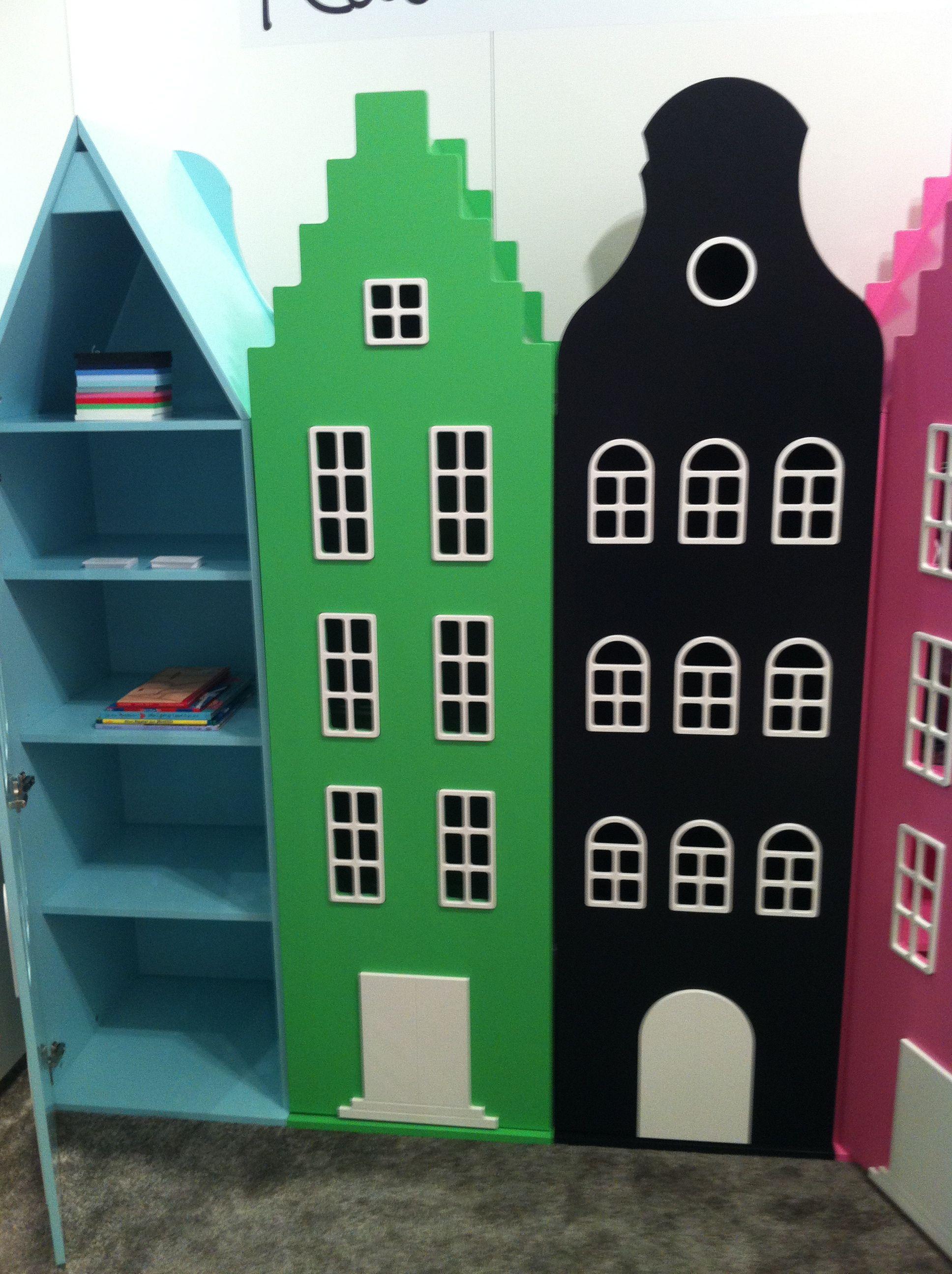 Amsterdam storage cabinets by kast van een huis home pinterest rum