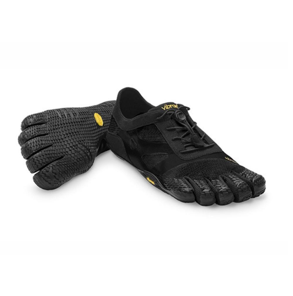 d7c0a851322f Vibram Fivefingers - KSO EVO Mens Black - Barefoot Junkie - Mens Vibram  Fivefingers