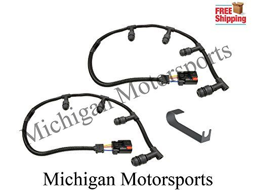 Michigan Motorsports Glow Plug Harness plus installation