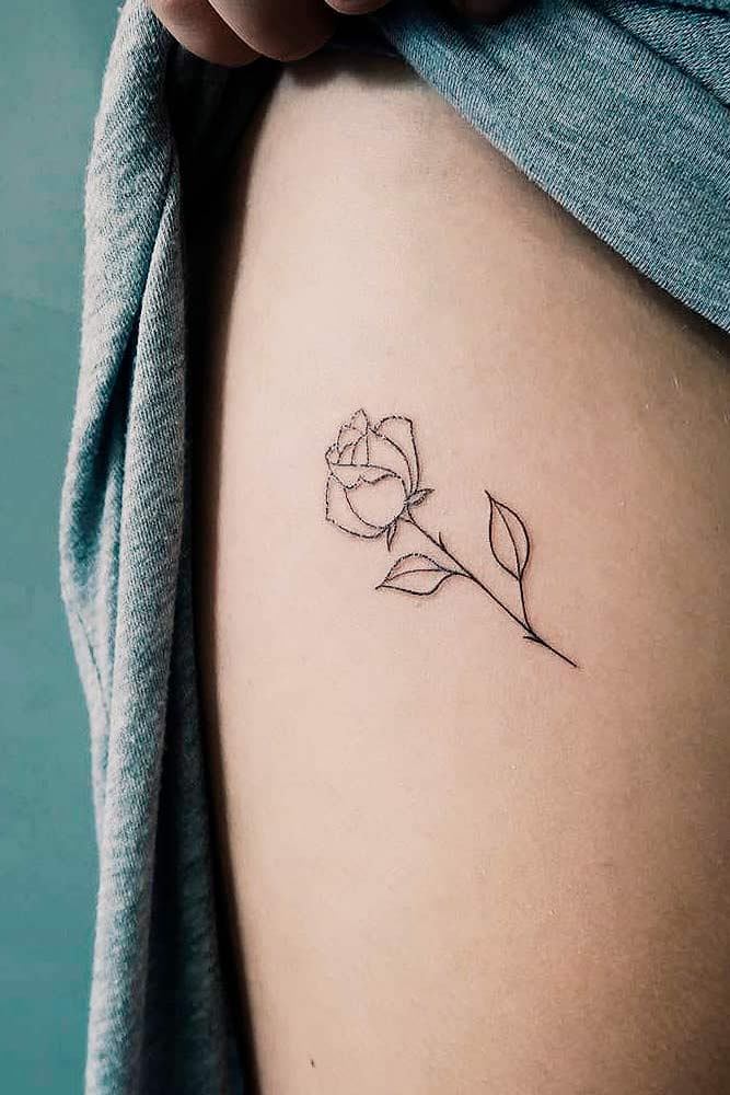 Photo of 18 Sexy Thigh Tattoos That You Will Never Regret