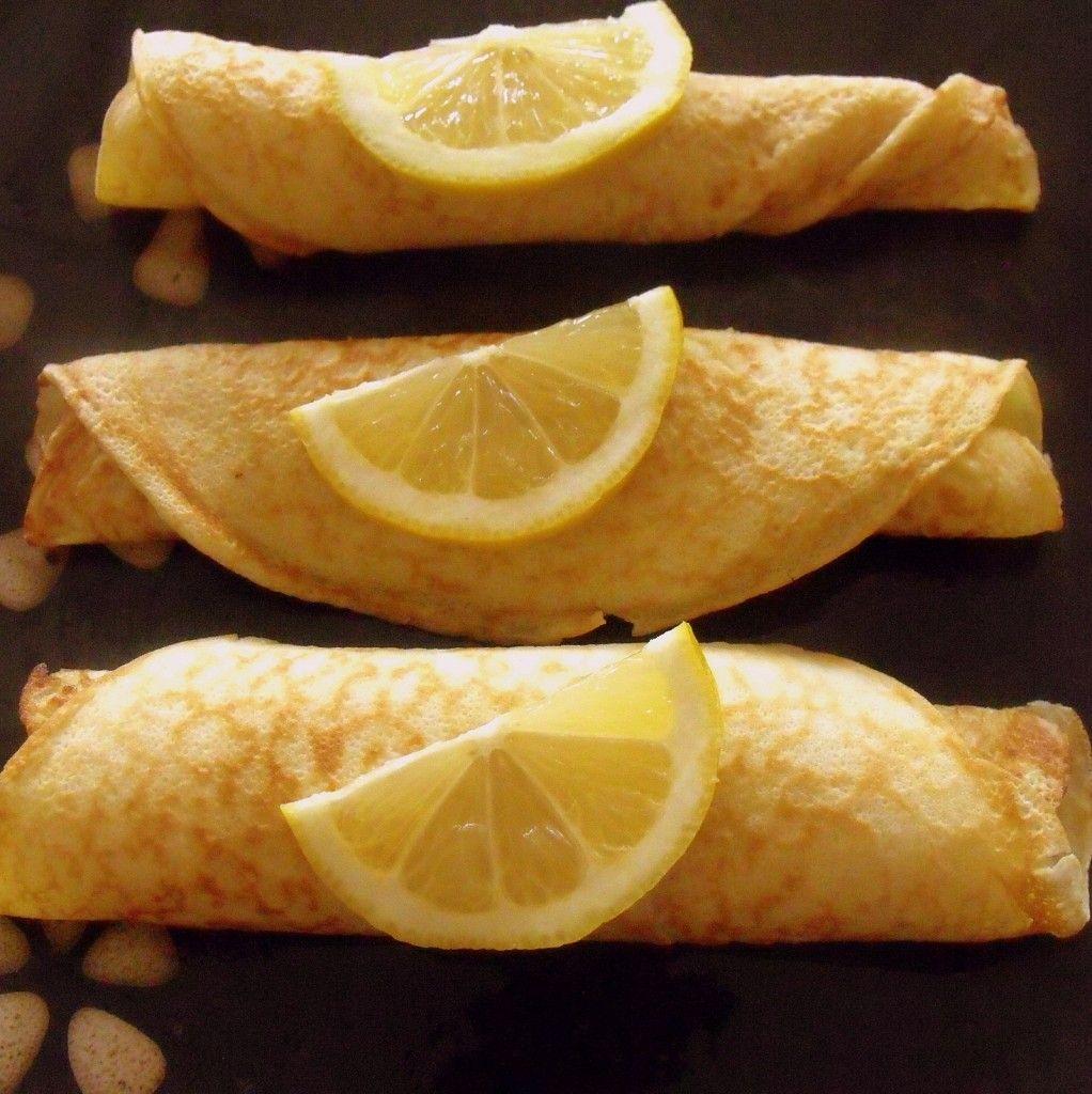 Irish Pancakes For Shrove Tuesday Recipe Irish Pancakes Lemon Pancakes Irish Cooking