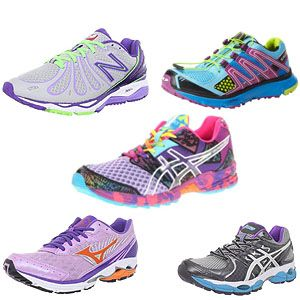 womens asics running shoes for high arches