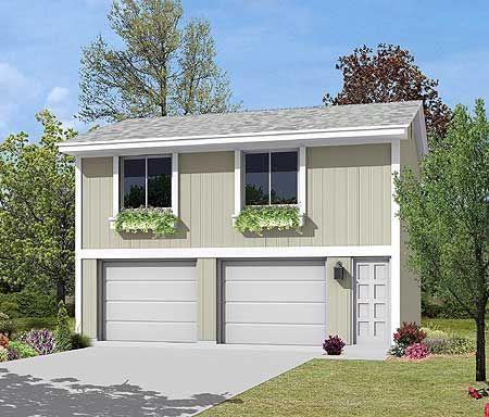 Plan 57064ha 2 Car Garage Apartment In 2020 Garage Guest House Garage House Plans Garage Apartments