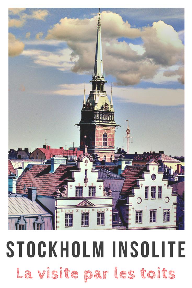 Visiter Stockholm De Facon Insolite Les Toits De La Ville Visiter Stockholm Stockholm Voyage Insolite