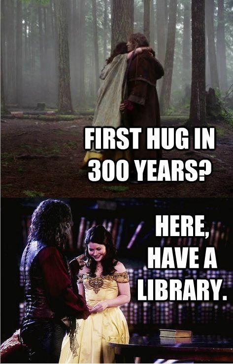 rumpelstiltskin and belle relationship memes