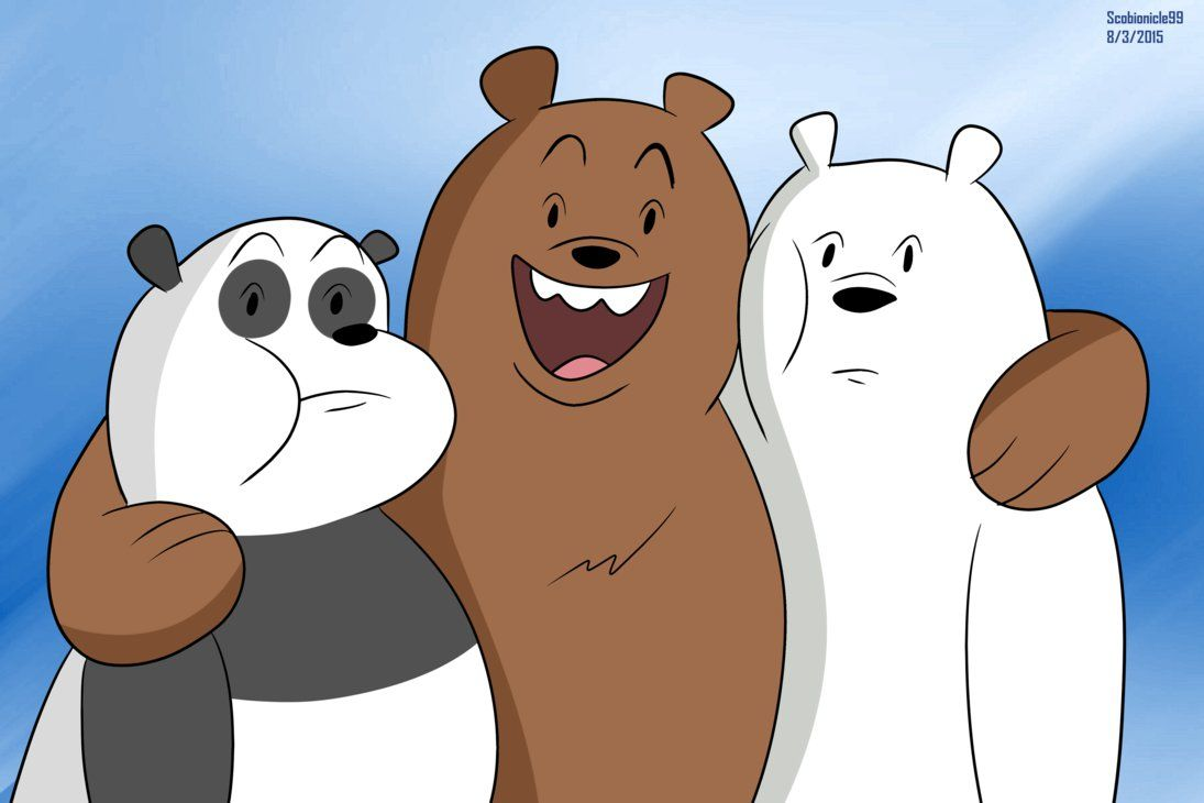 We Bare Bears - Grizzly \