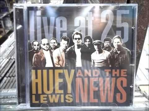 HUEY LEWIS   It's All Right    (Live at 25)  HQ