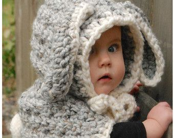 Knitting PATTERN-The Unice Unicorn Hooded Scarf by Thevelvetacorn