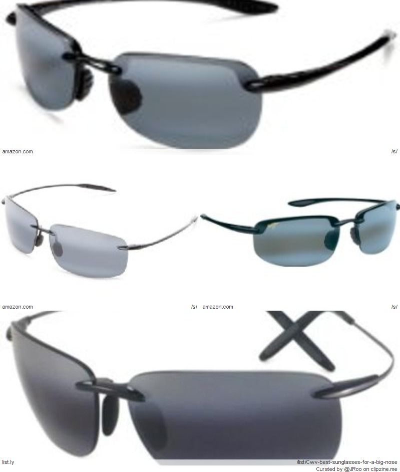 6ffd41ff3c Best Sunglasses for a Big Nose  Best-Sunglasses-for-Big-Nose ...