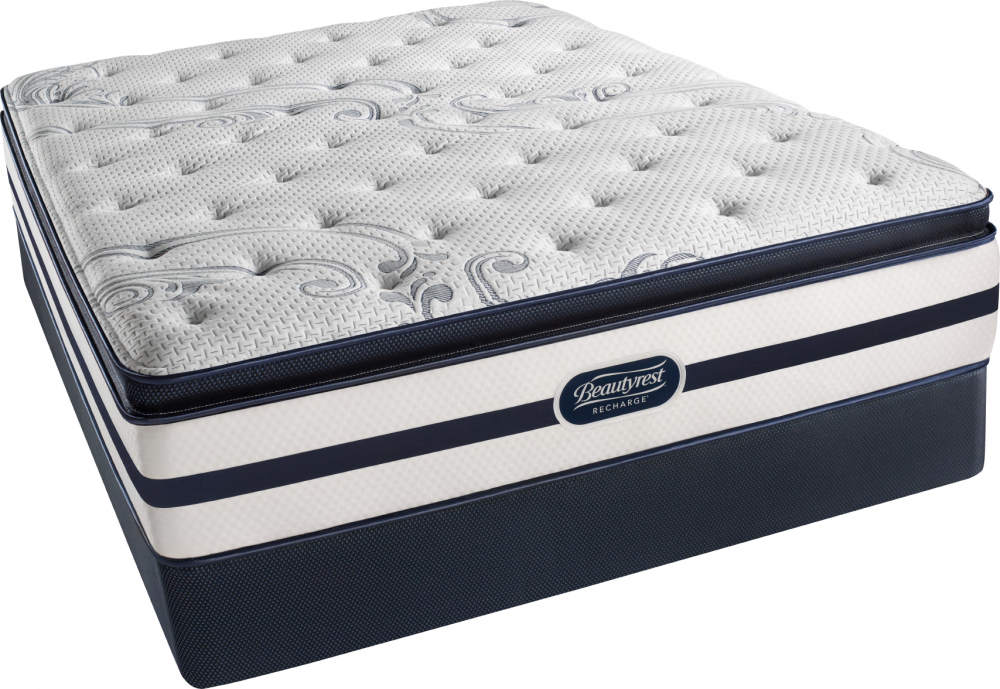 Broadway Plush 50m Beautyrest Recharge Simmons Beautyrest Mattress Beautyrest Mattress Plush Pillows