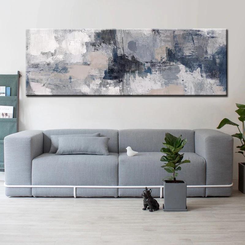 28+ Living room canvas art modern info