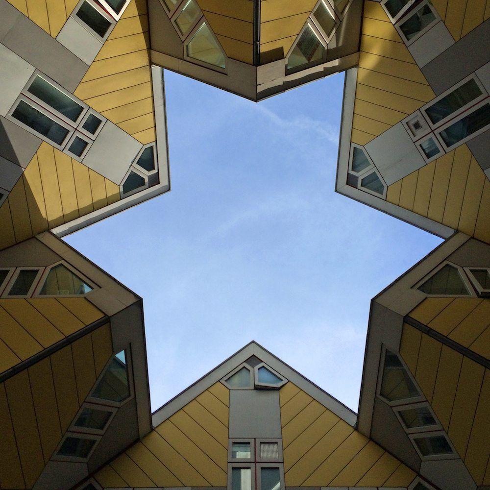 Of Shapes And Patterns: Dirk Bakker's Symmetrical