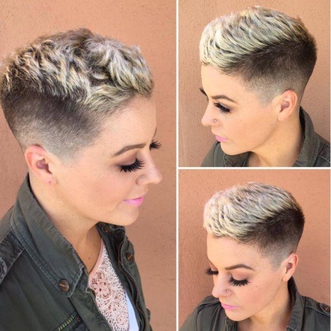 Coupe coiffure simple et facile cheveux courts - Coiffeur specialiste coupe courte paris ...