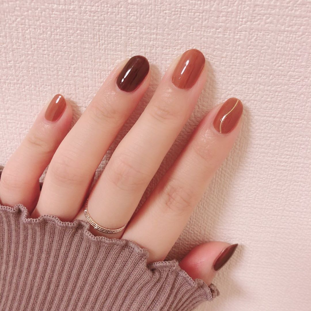 35 Most Beautiful Short Nails Designs For 2020 New Trend Nail Part 48 In 2020 Gel Nails French Short Nail Designs Ombre Nails