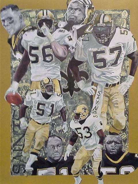 de6d19db New Orleans Saints legendary