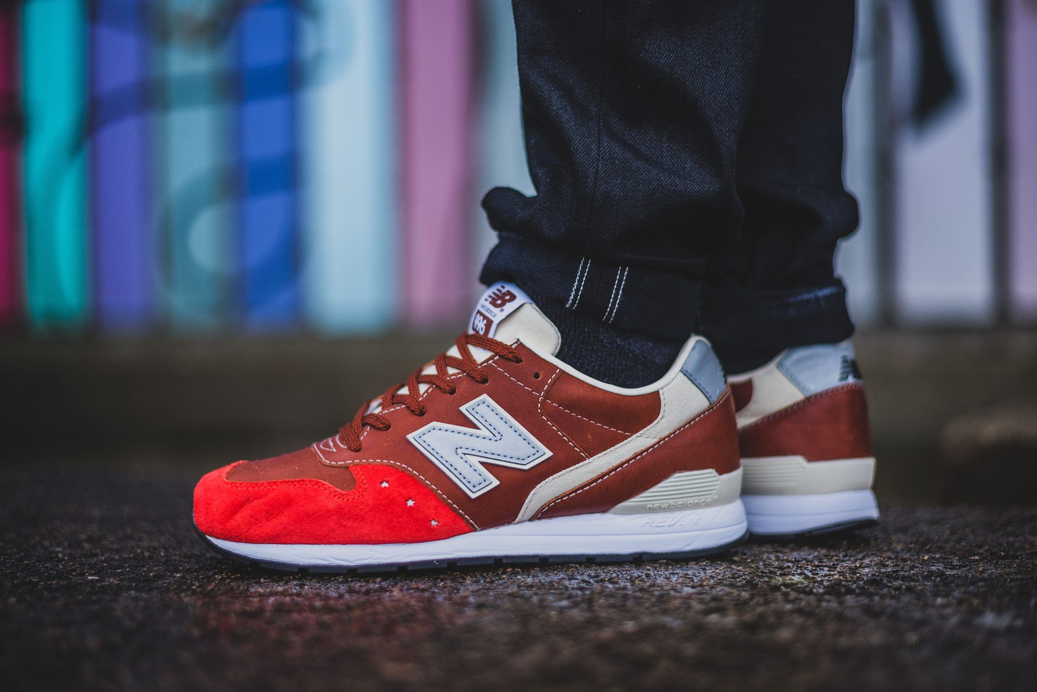 online store e9b81 2f996 WHIZ LIMITED x mita Sneakers x New Balance MRL996WM New Balance 996, Shoes  Sneakers,