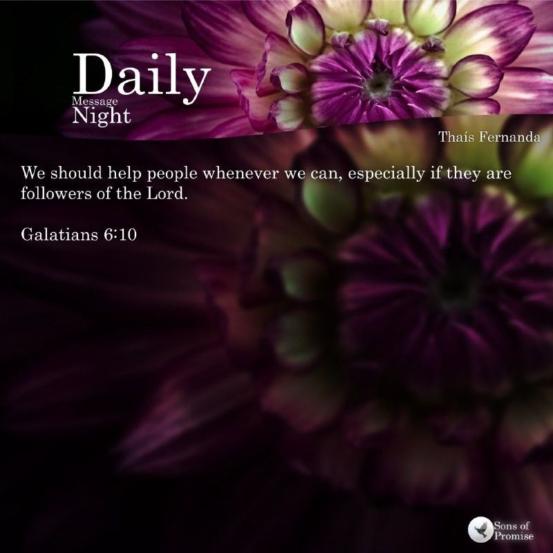 Galatians 610 Amen