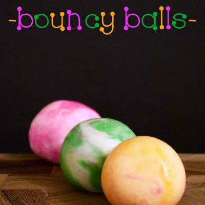 Glowing Bouncy Egg With Images Science For Kids Easy Science
