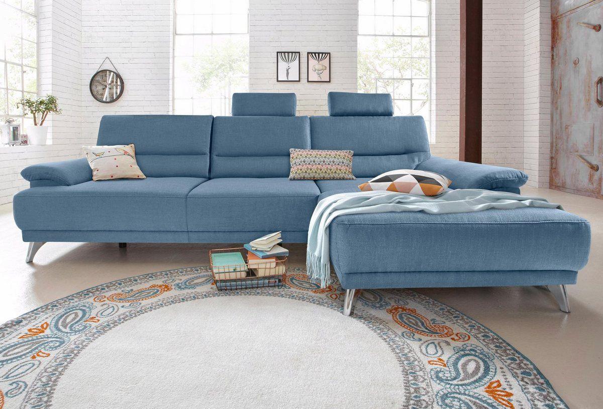 Ecksofa Inklusive Sitztiefenverstellung Ecksofas Sofa Und Sitzen