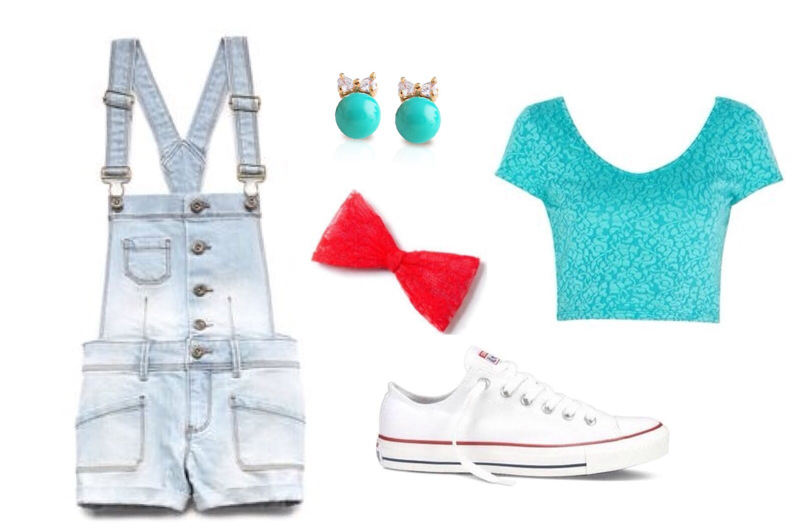 Cute Fourth of July outfit for teens and tweens ...