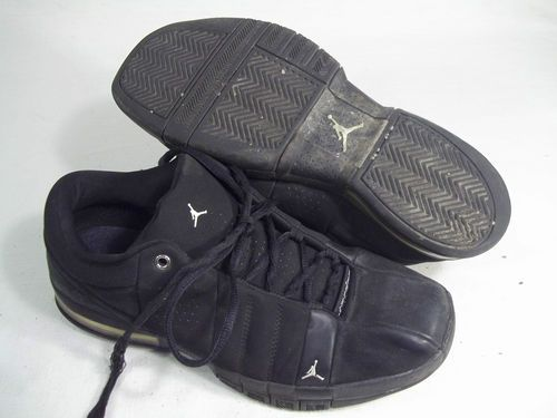 Sold NIKE AIR JORDAN DOUBLE STACK ZOOM BLACK SIZE 10.5 030103,Y3