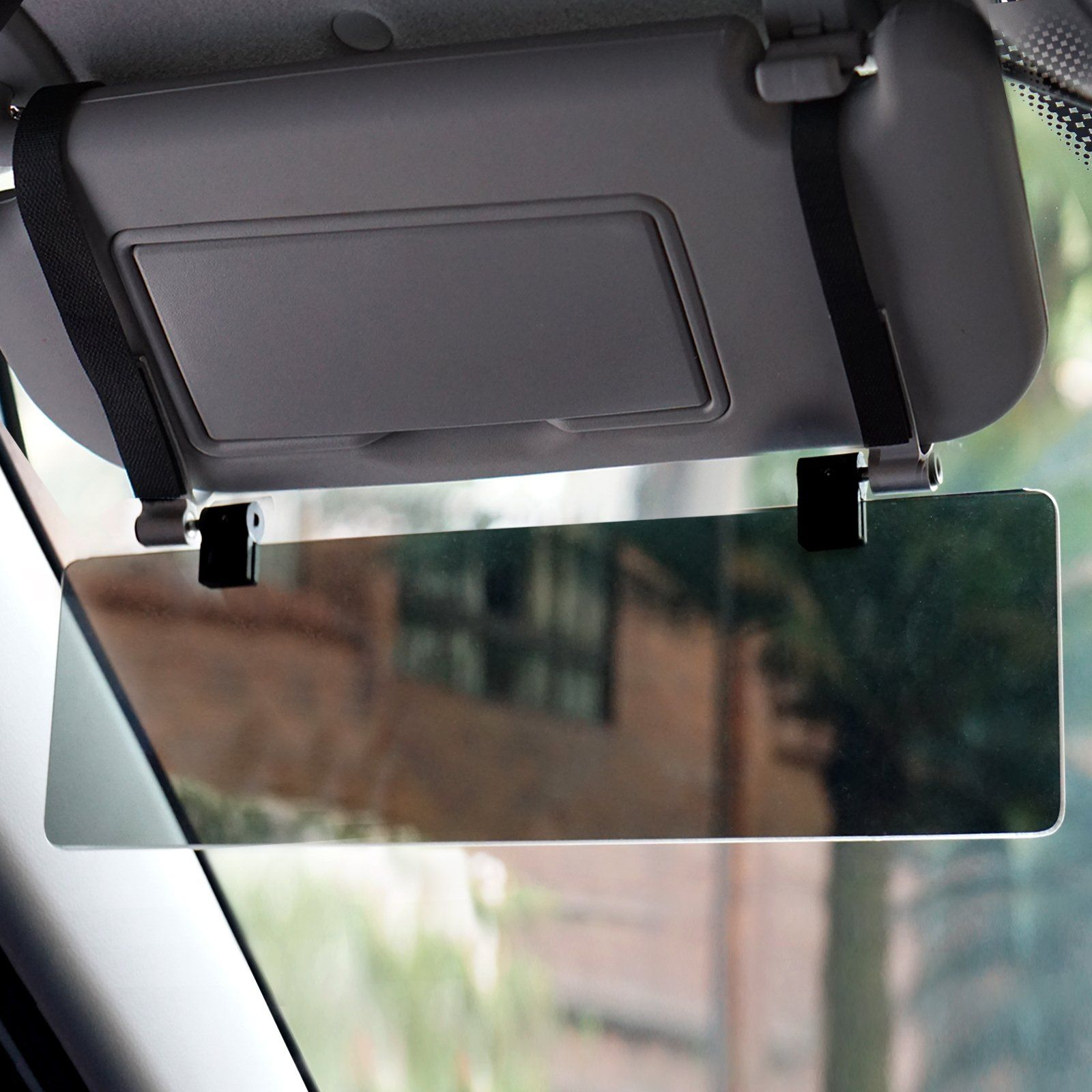 Amazon.com  Polarized Sun Visor Extender for Car 6b2d0bc7399