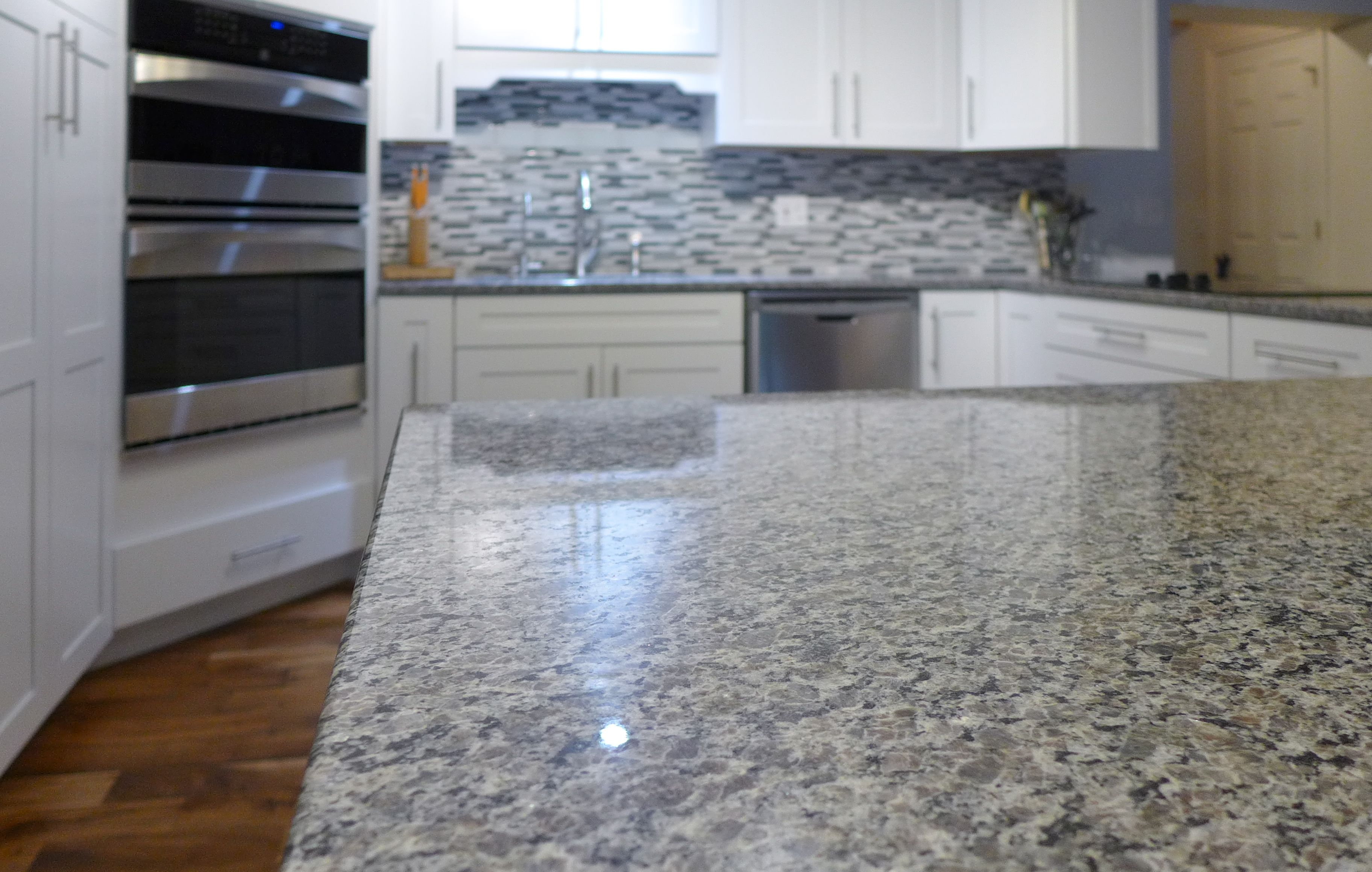 New Caledonia Granite Countertops Provided By Accent Interiors In Salt Lake  City.