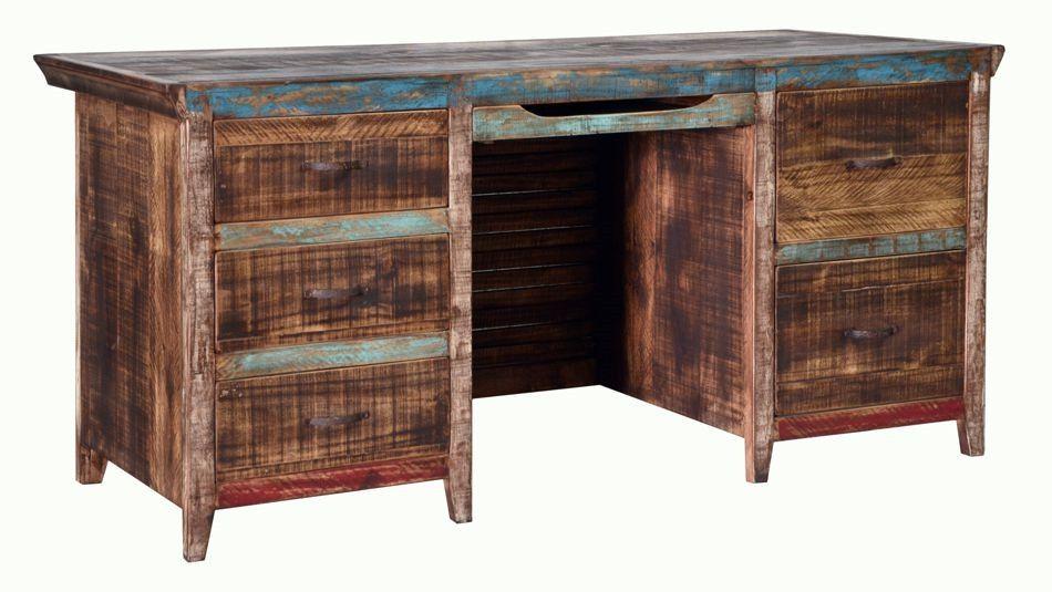 Furniture Market Desk, Alvin Texas Rustic Furniture