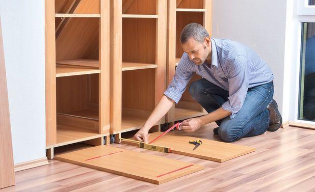 Drempelschrank Bauen Dachschragenschrank Dachboden Speicher Und Kleiderschrank Fur Dachschrage