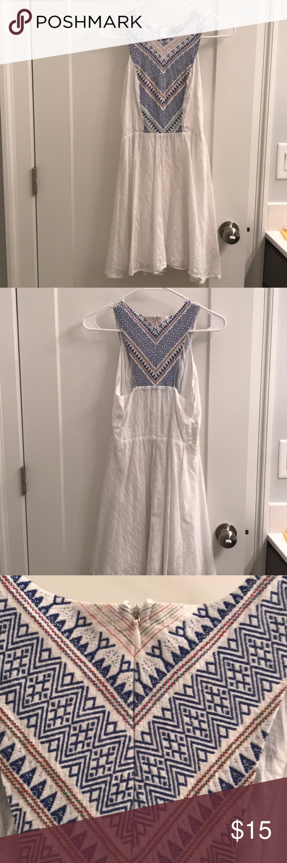 Lace Dress A Rotten Tomato Original with white lace and