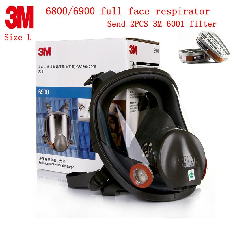 3m respirator mask for painting