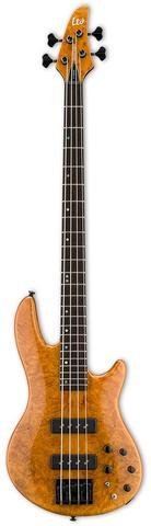 LTD H-1004SE Bass Guitar   Honey Natural