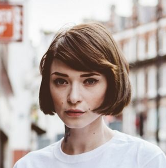 41+ Classic bob hairstyles with fringe ideas in 2021