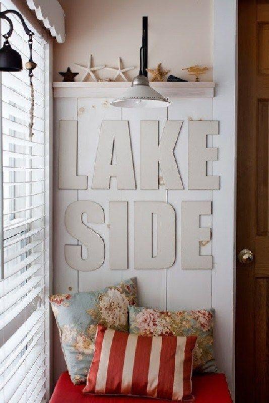 Best Lake House Decor Ideas (21) – Homely