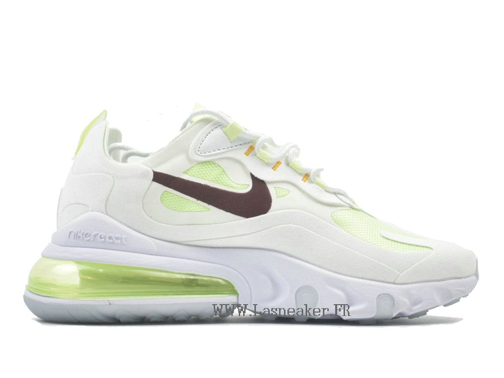 recognized brands exclusive deals size 40 2019 Nike React Air Max 270 AQ9087-126 Coussin Dair Chaussures ...