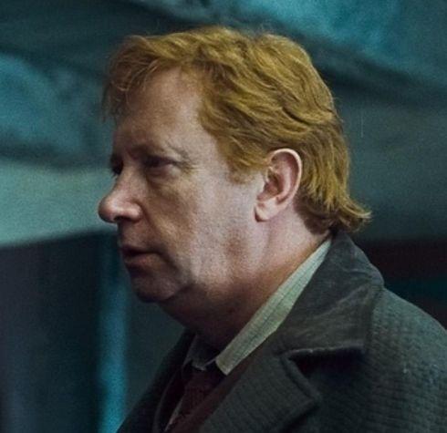 Arthur Weasley Mark Williams Arthur Weasley Harry Potter Movies Harry Potter Characters
